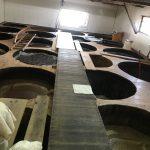 広島・大崎上島にある「岡本醤油醸造」さんを見学させてもらいました。